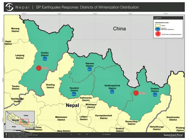Nepal_SP_Districts_Winterization