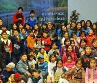El Alto After-School Project