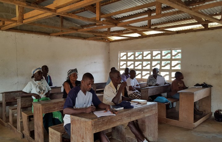 Liberia Leadership Training