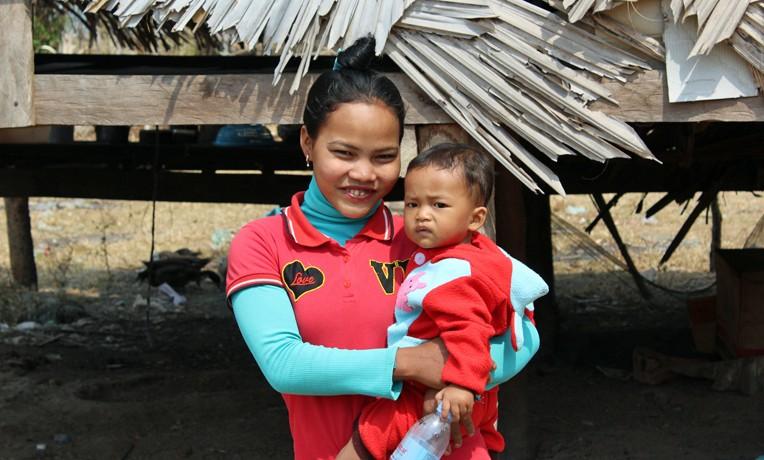 Cambodia motherhood education