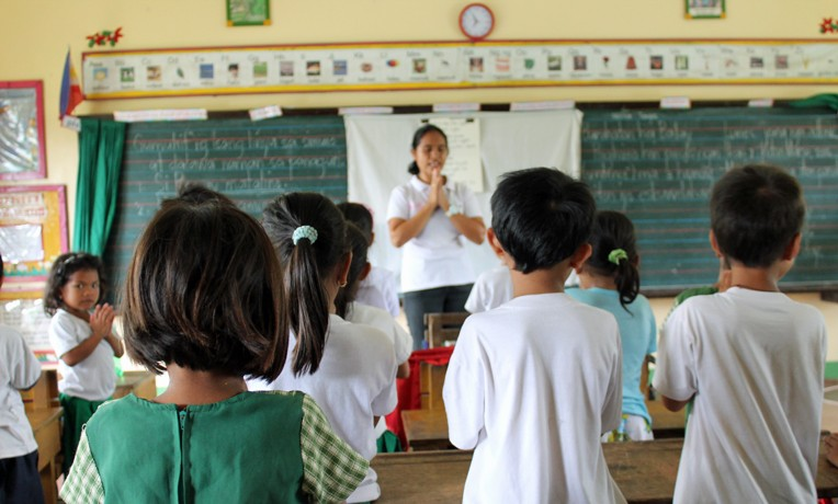 Samaritan's Purse Philippines value classes