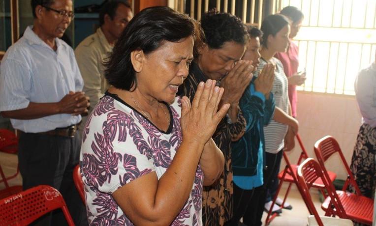 Cambodia, Samaritan's Purse