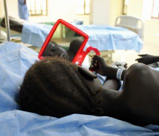 Fixing Lips and Transforming Hearts in South Sudan