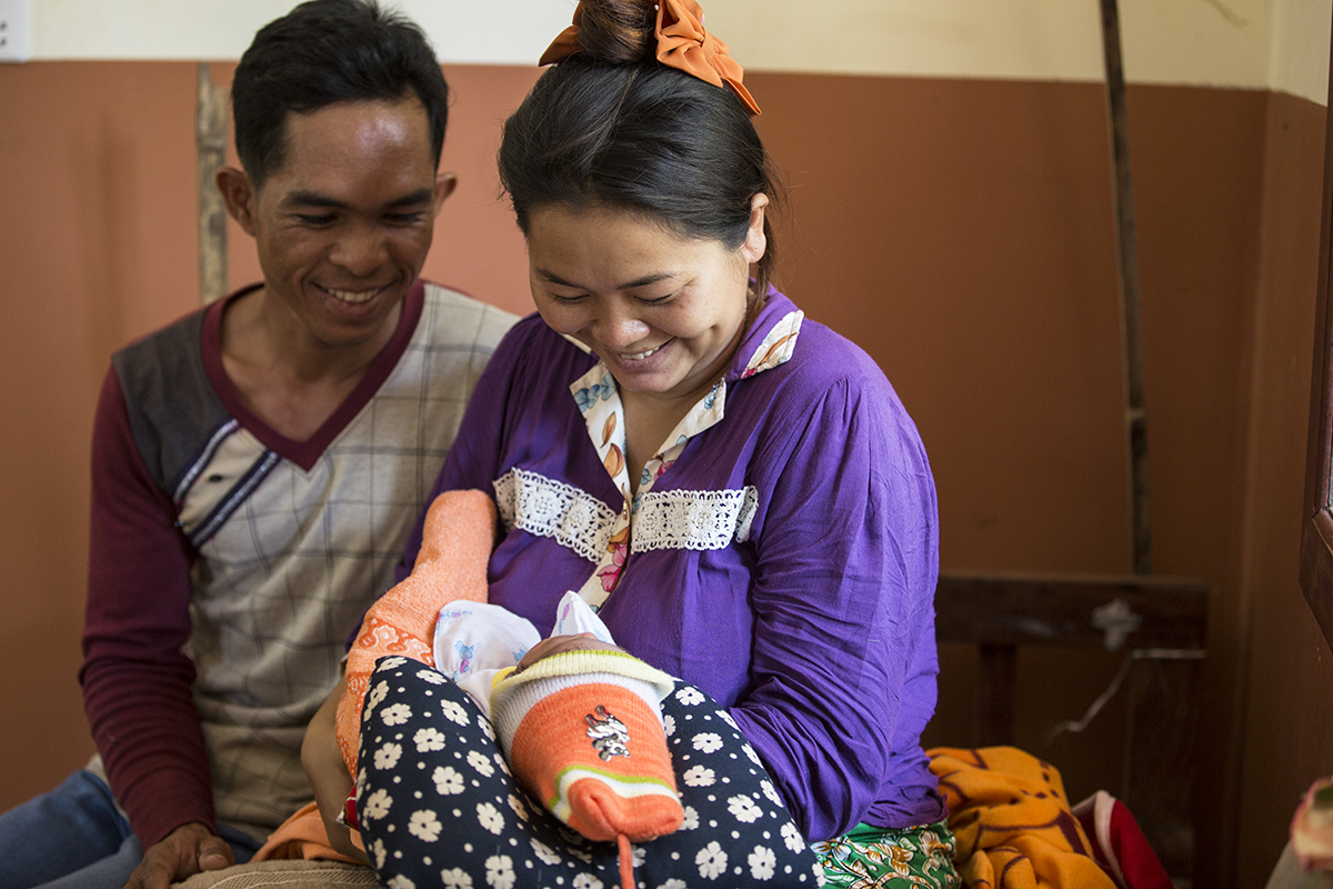 Giving Mothers Hope in Cambodia