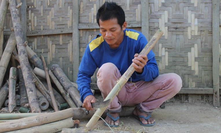 Samaritan's Purse is developing creative ways for the poor in the Philippines to generate income.