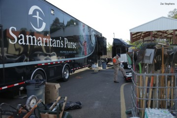 Our disaster relief unit in West Monroe, Louisiana.