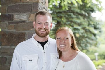 Dr. Kent Brantly and his wife Amber now live with their family in Forth Worth where Brantly practices medicine.