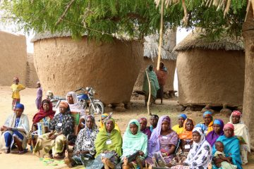 Niger women's programs