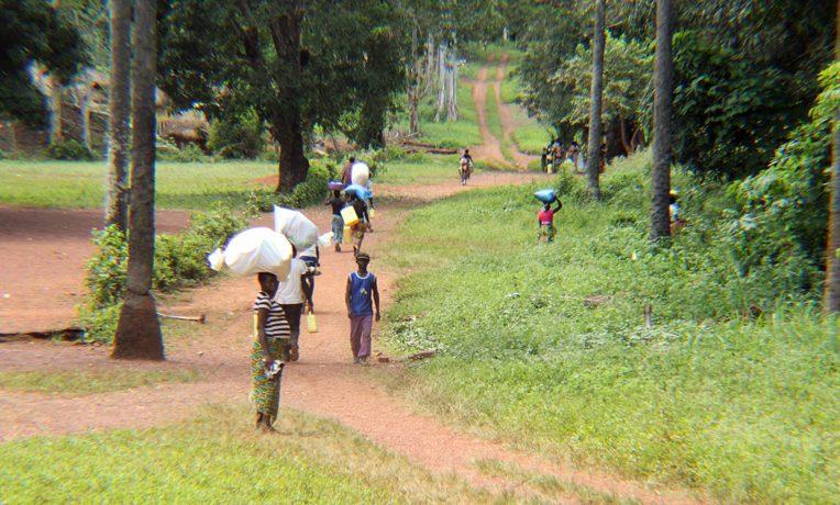 Refugee crisis Democratic Republic of Congo
