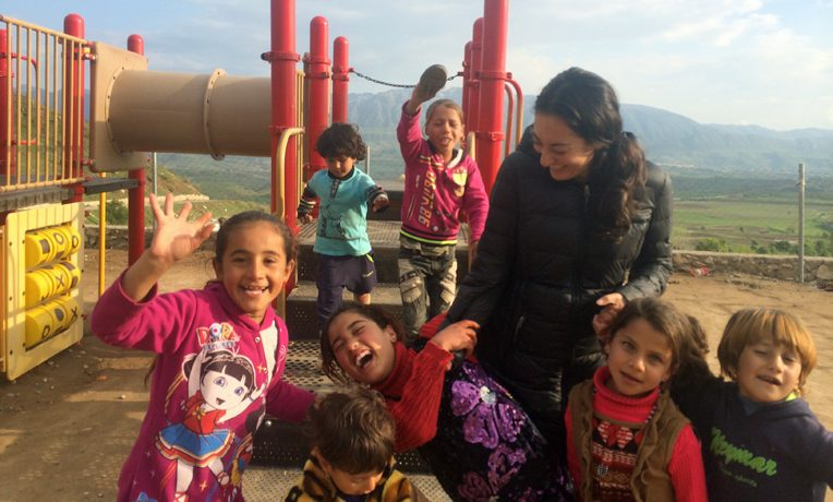 Refugees in Northern Iraq