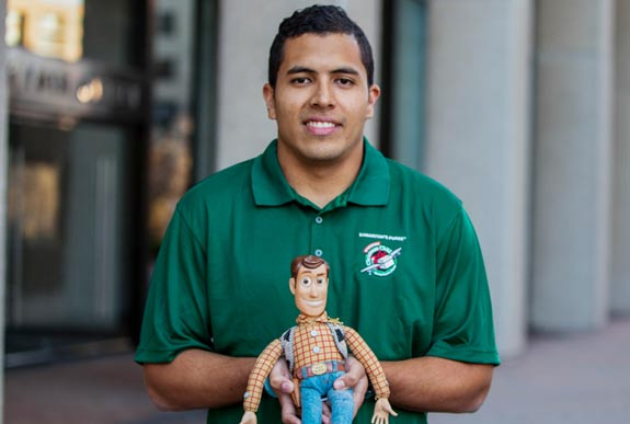 Operation Christmas Child Shoebox Stories: Denis and a Cowboy