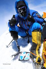 Operation Heal Our Patriots, veteran climbs Mount Everest