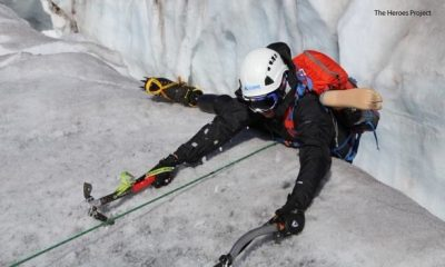 Operation Heal Our Patriots, wounded veteran climbs Everest
