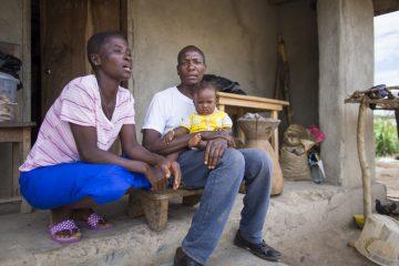 Harrison Sakela, first Ebola survivor in Liberia