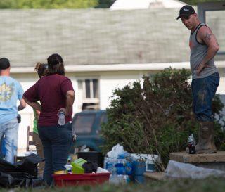West Virginia Devastated by Flooding