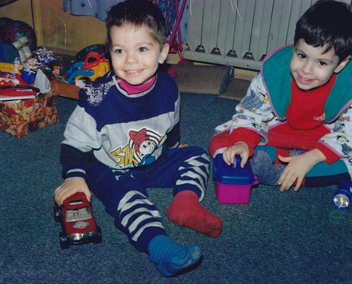 Operation Christmas Child Shoebox Stories: David and a Toy Car