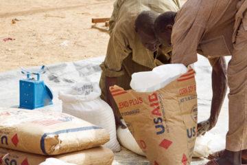 Refugees in Niger