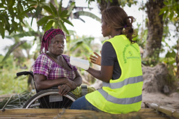 Ebola survivors agricultural program