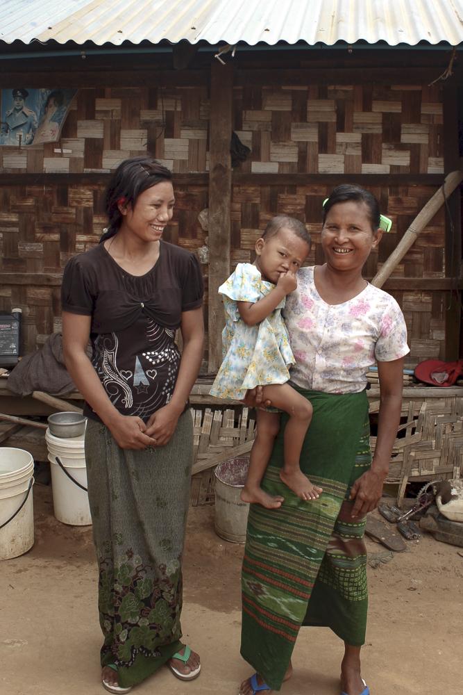 Beneficiary named Khing