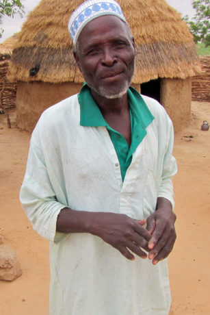 south-central Niger well project