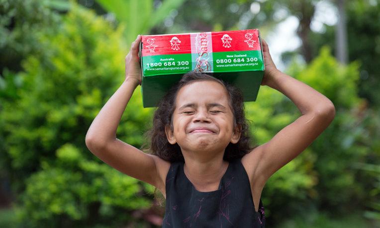 Operation Christmas Child Fiji