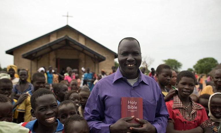 South Sudan churches