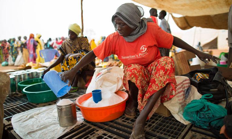South Sudan Yida Refugee Camp