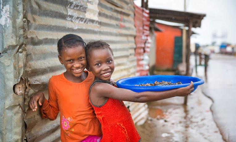 Liberia children