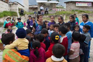 Operation Christmas Child Peru