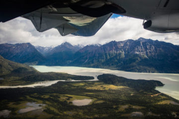 Hemmed in by pristine wilderness accessible only by air, Samaritan Lodge Alaska helps wounded veterans and their spouses hear from God away from the distractions of everyday life.