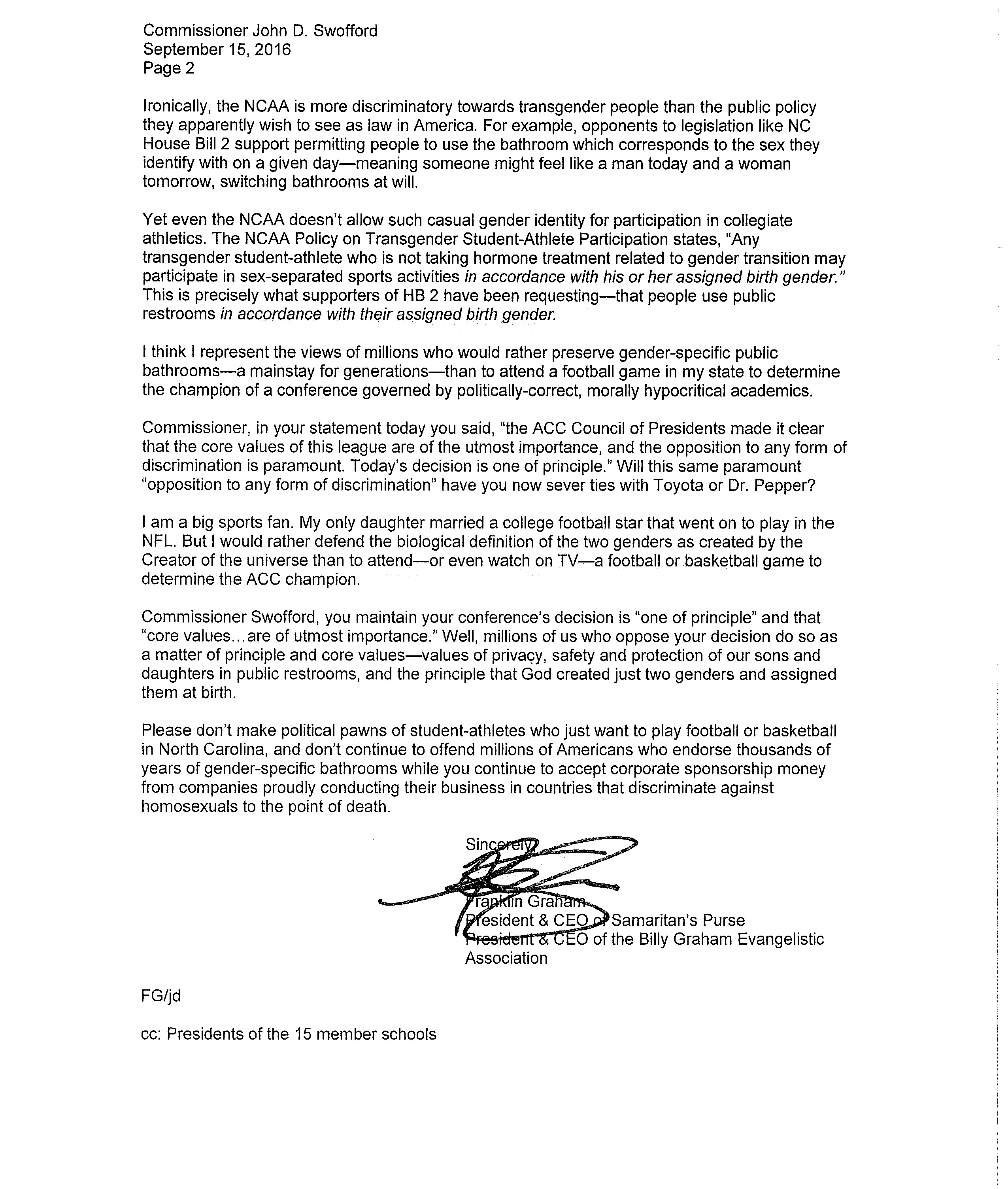 FG letter to ACC Commish page 2