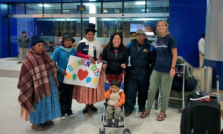 Children's Heart Project Bolivia