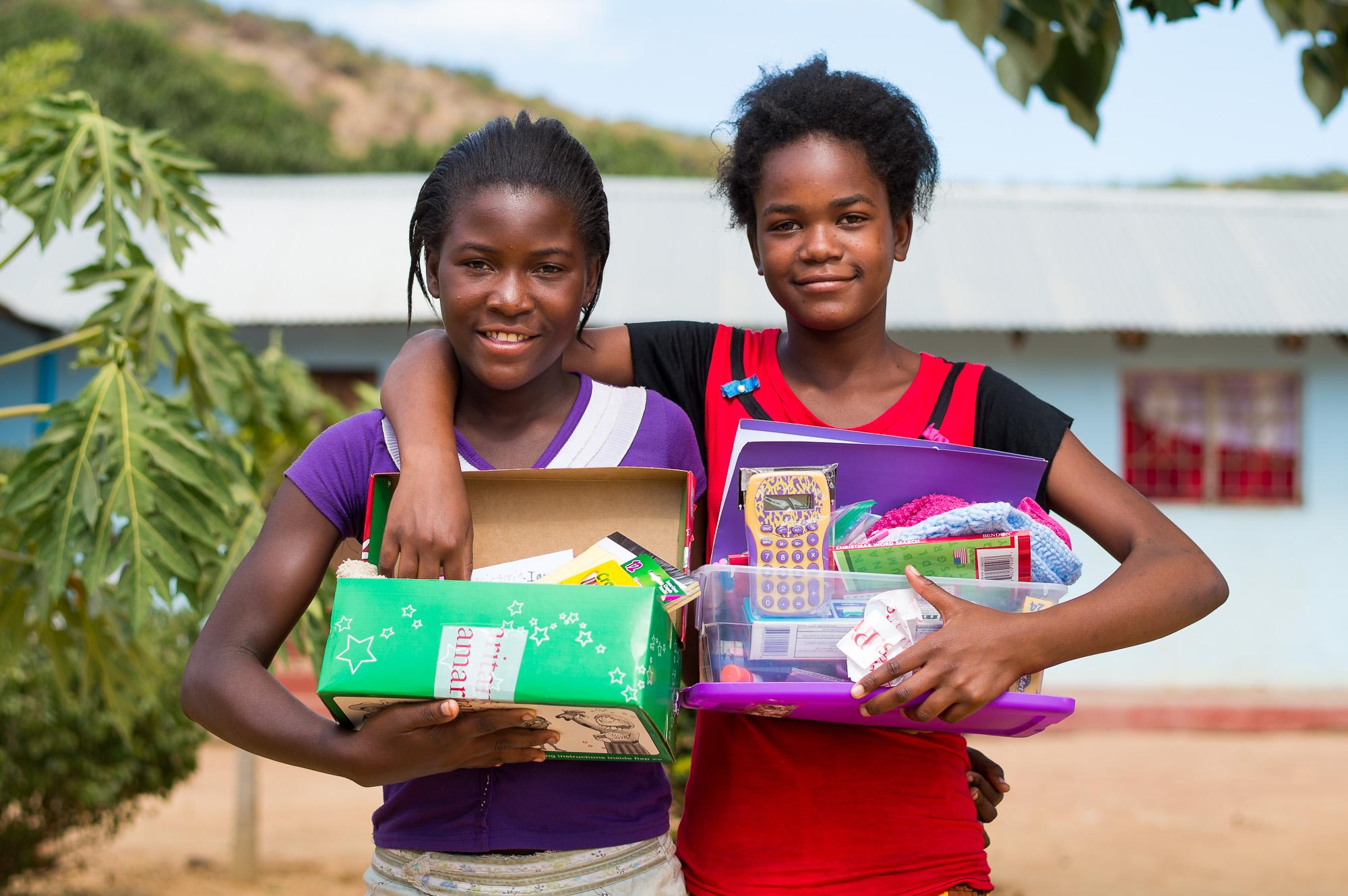 Charity and Mwaka