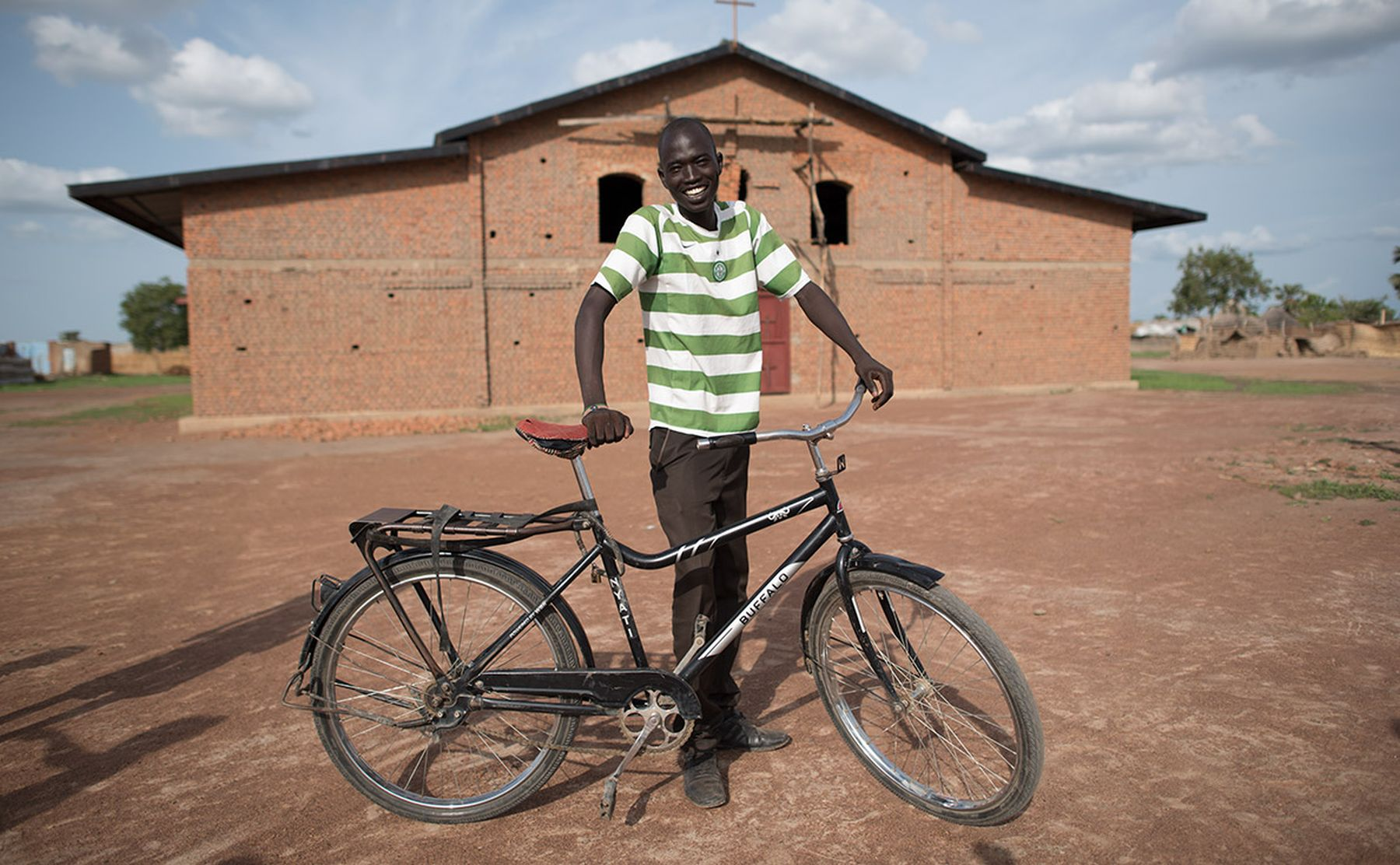 bicycles and vehicles for evangelism
