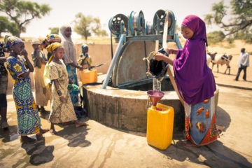 Niger water, sanitation, and hygiene