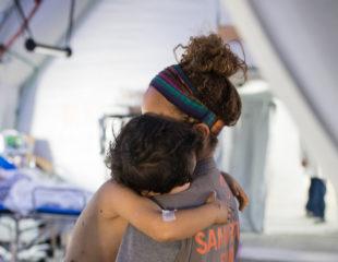 Iraq Samaritan's Purse field hospital