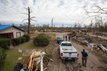 Hattiesburg was devastated by a deadly January tornado.