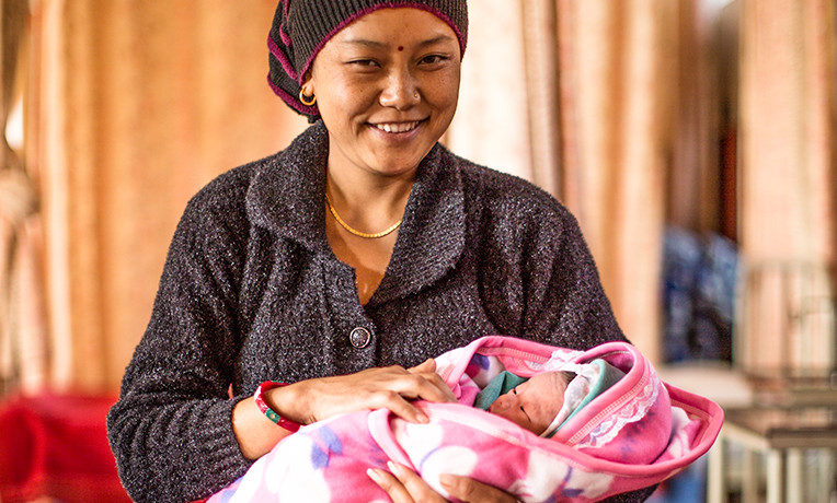 Your gift will help us operate birthing centers, educate women on nutrition, make home visits, and meet other urgent needs. As our Christian workers build relationships with these young families, God gives us opportunities to share the wonderful truth about Jesus Christ, our Lord and Savior.