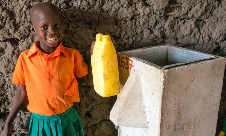 For $100, we can provide a family with an easy-to-use filter that requires no power or chemicals and can make contaminated water safe to drink for years to come.