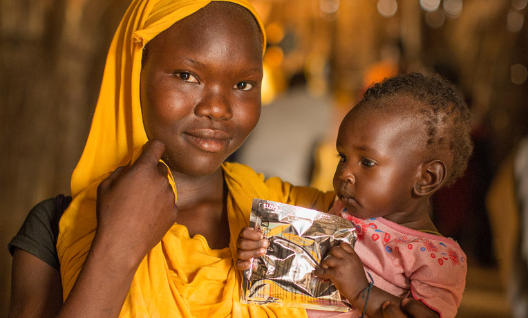 When children are desperately hungry, they often need specially formulated food to save their lives and prevent lifelong problems. For just $9, we can provide a week's supply of therapeutic or supplemental food so that a famished child can be nursed back to health and have a chance at a brighter future.