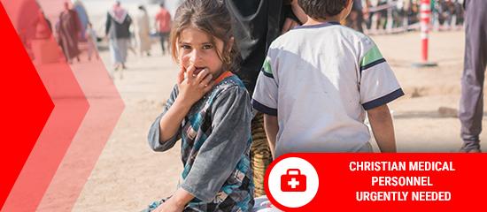Help Families Fleeing Mosul