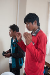 These young disciples are dedicated to sharing the Gospel in their communities.