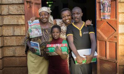 Grace Njenga is a special education teacher in Meru, Kenya.