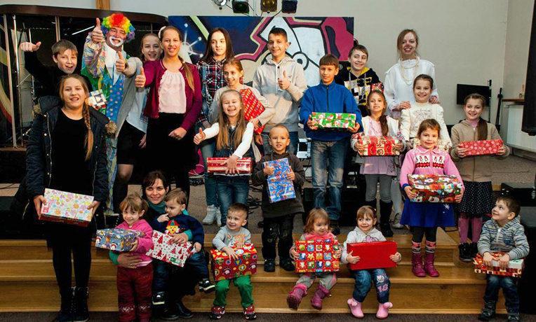 Operation Christmas Child Poland