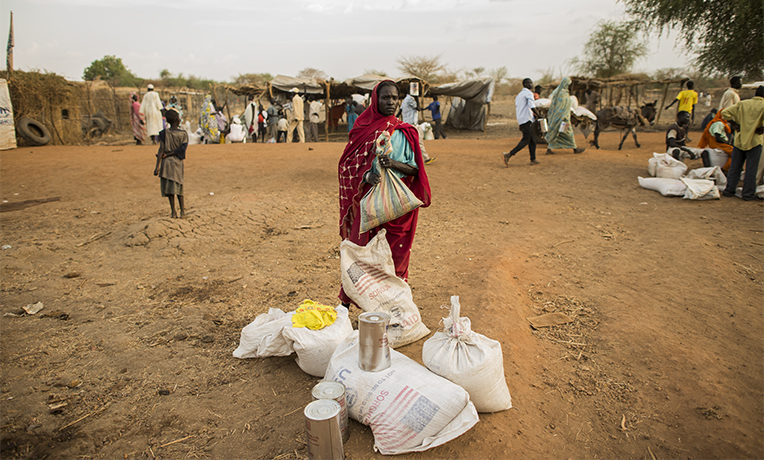 Famine has been declared in parts of South Sudan.