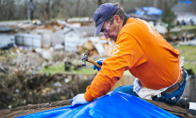 Samaritan's Purse volunteers served more than 130 homeowners in New Orleans East.