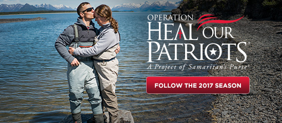 Operation Heal Our Patriots 2017 Season