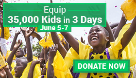 Equip 35,000 Kids in 3 Days with The Greatest Journey.