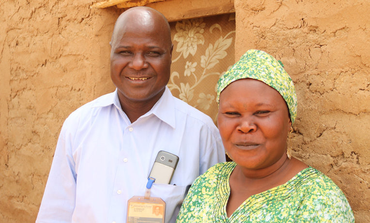 Evangelist couple in Niger