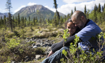 Army Staff Sergeant Walter Brown and his wife Elana found physical and spiritual refreshment in Alaska through Operation Heal Our Patriots.